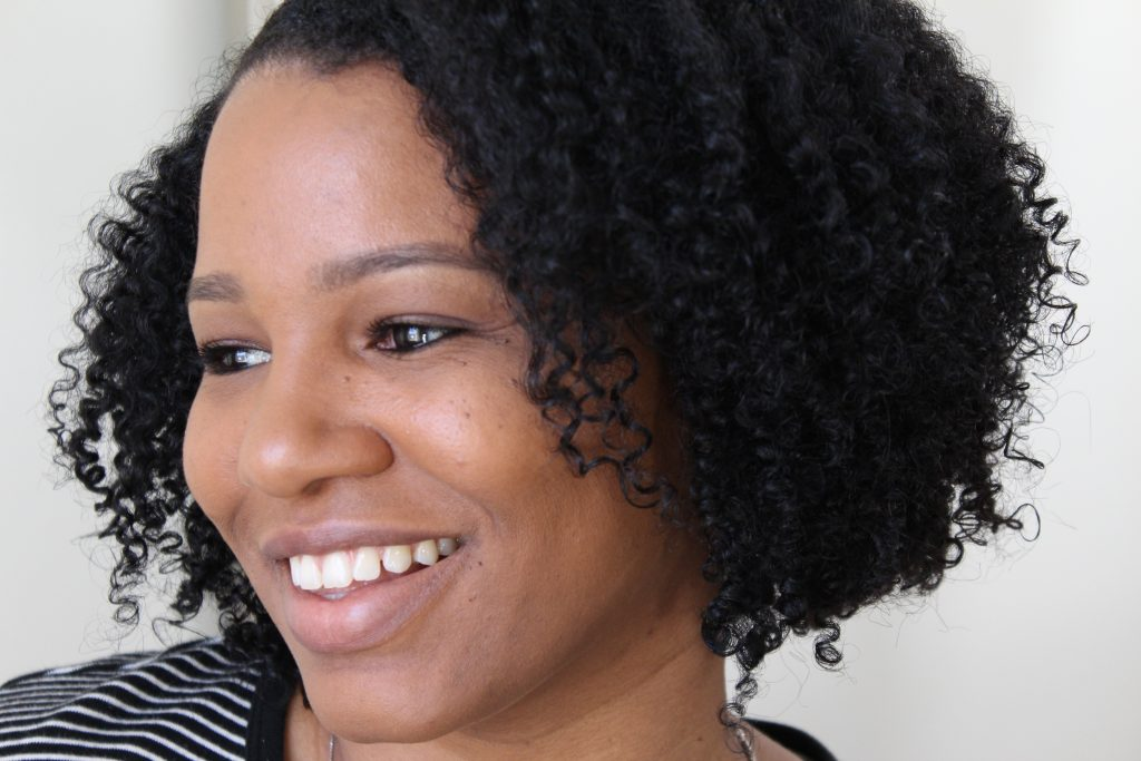 curlyincolorado.com wash n go hairstyle
