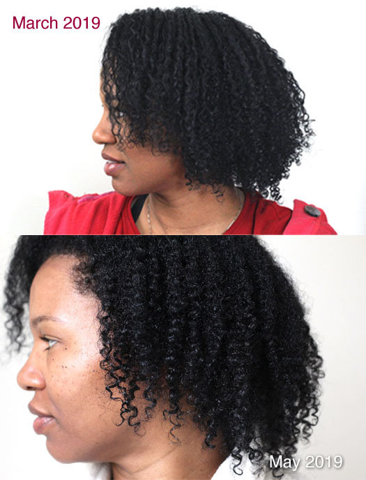 wash n go side by side comparison